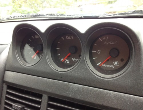 R34 GT-T Skyline Boost Gauge Not Working