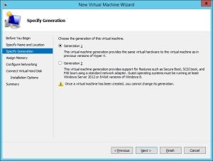 CentOS 7 HyperV Install