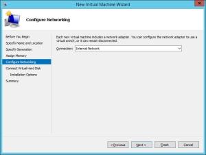CentOS 7 HyperV NIC Config