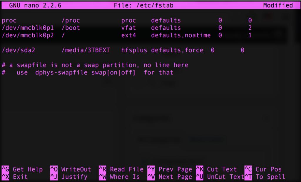How To Make A Raspberry Pi NAS Using SAMBA & HFS+