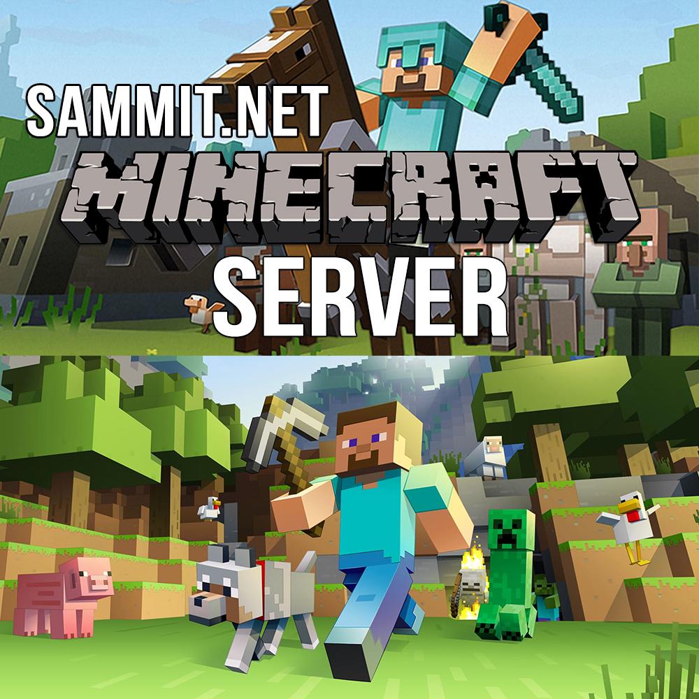 Free Public Minecraft Server