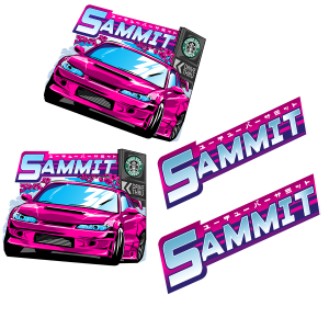 S15 STICKER PACK