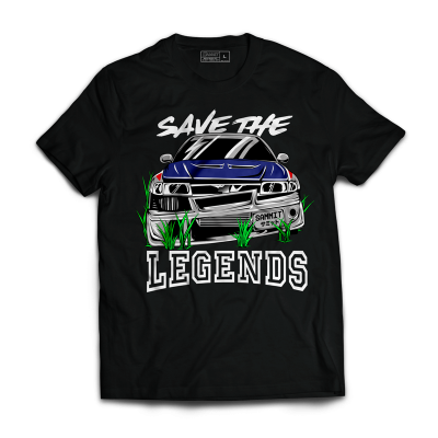 Save The Legends Evo Shirt